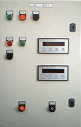 Шкаф управления на 2 дозатора